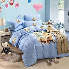 Teen Bedding And Bedding Sets by Lovely Puppy Blue Bedding Duvet Cover Set Cartoon Bedding Kids