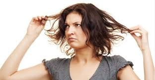 short stringy hair long or short hair less prone to getting oily