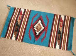 Southwestern Style Southwestern Style Small Wool Area Rugs 20
