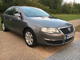 vw passat 2008 manual 6 speed 2 0l diesel alloys service history