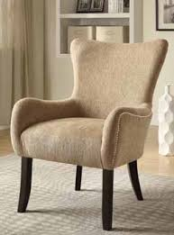 Brown Accent Chair Beige Wood Accent Chair A Sofa Furniture Outlet Los Angeles Ca