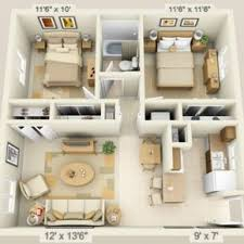 one bedroom house floor plans best 25 one bedroom house plans ideas on 1 bedroom