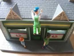 fireman sam mike stuck dilys u0027 roof
