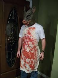 Butcher Halloween Costume Butcher Hog Thingie Possum Luver Deviantart