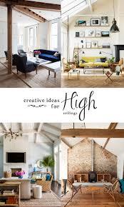 6 creative ideas for high ceilings u2014 tag u0026 tibby