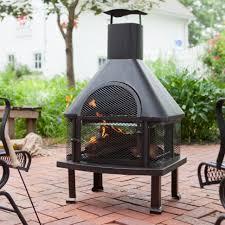 Landmann Grandezza Outdoor Fireplace by Metal Outdoor Fireplace Fireplace Ideas