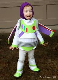 diy kids buzz lightyear sew halloween costume