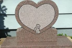 baby headstones for help support headstone for baby caleb for my dear friend keaton