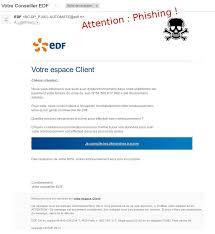 edf mail suspect vrai ou faux e mail de la part d edf