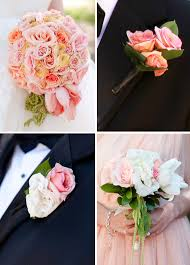 wedding flowers groom pink wedding inspired to make every day work stellar