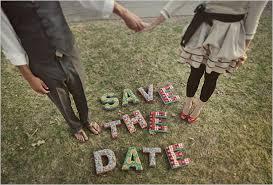 Creative Save The Dates Creative Save The Dates U2013 Glendalough Manor Bride
