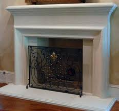 French Country Fireplace - french style fireplace surrounds u2013 thesrch info
