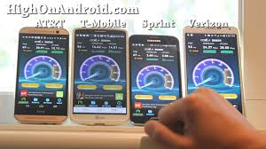 Verizon Coverage Map Florida by At U0026t Vs T Mobile Vs Sprint Vs Verizon 4g Lte Speed Test Youtube