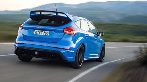 ford focus rs 2016 review by car magazine