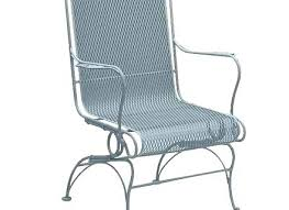 Metal Patio Chair New Vintage Metal Patio Chairs For Metal Deck Chairs Metal Rocking