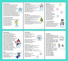 learning activities for winter