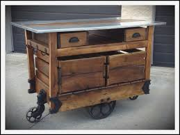 rustic kitchen islands and carts kitchen island industrial kitchen cart ashburne espresso rustic