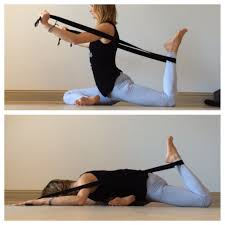 hammock yin yoga strap sequence u2013 nancy nelson yoga u0026 wellness