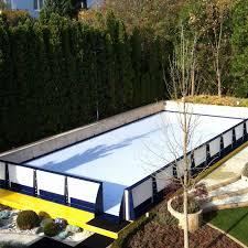 100 build backyard rink 10 best the ultimate hockey rink