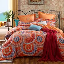 blue and orange bedding orange bedding sets and covers lostcoastshuttle bedding set