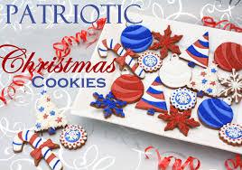patriotic christmas cards christmas card cookies lilaloa christmas card cookies