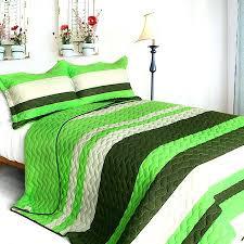 bright green bedspread bright green bedding queen lime green duvet