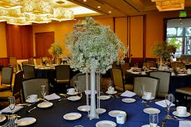 baby breath centerpieces baby s breath wedding trend winter white flowers how to wire