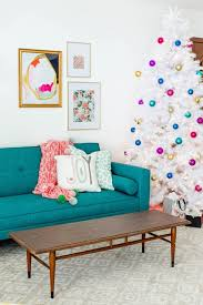 how to decorate your living room for christmas dream green diy
