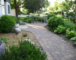 Inexpensive Backyard Landscaping Ideas Simple Landscaping Ideas Photograph Simple Backyard Landsc