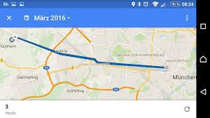 Timeline Maps Praxistipp Google Maps Timeline Kann Manchmal Recht Peinlich Sein