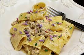 calabrian cuisine pasta al pastore calabrian shepherd s pasta now this could be