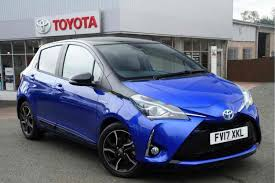 used cars in stock at listers toyota grantham for sale