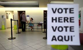 texas to weaken voter id law before election day pbs newshour