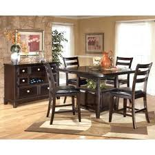 black dining room table set dining room table chocolate brown 5 counter height dining
