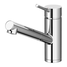 kitchen pull out faucet yttran kitchen faucet with pull out spout ikea