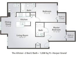 master bedroom and bath floor plans 1 bedroom apartment floor plans pricing grand orlando fl