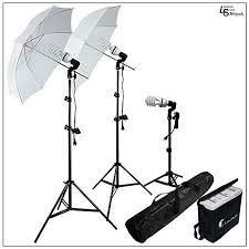 cheap umbrella lighting kit photo studio 600w day light umbrella continuous lighting kit by