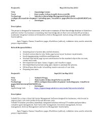 Salesforce Administrator Resume Sample by Certified Salesforce Resume Modefied