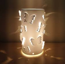butterfly table lamp by kirsty shaw notonthehighstreet com