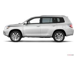 2010 toyota highlander gas mileage 2010 toyota highlander hybrid prices reviews and pictures u s