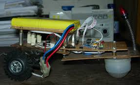 membuat robot elektronika membuat robot line follower analog fahmizal note