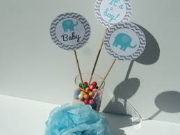 elephant baby shower centerpieces baby elephant baby shower decorations liviroom decors elephant