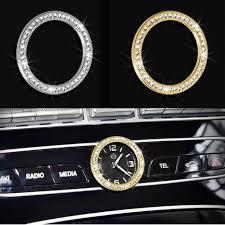 buy mercedes accessories aliexpress com buy silver gold ring trim car accessories