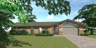 contemporary home design plans contemporary house plan 3 bedrooms 2 bath 2521 sq ft plan 39 102