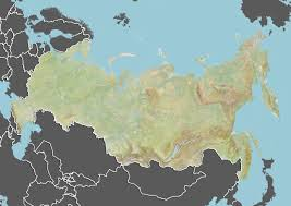 russia map border countries neighboring countries in geography