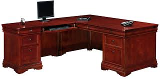 L Shaped Desk Left Return Rue De Lyon Furniture Series 72 Executive Desk