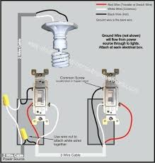 how to wire electrical switch and outlet light and outlet 2 way