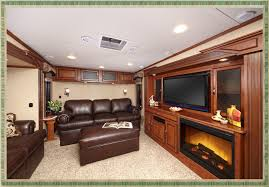 5th Wheel Camper Floor Plans by 5th Wheel Front Living Room Floor Plan Open Range Front Living