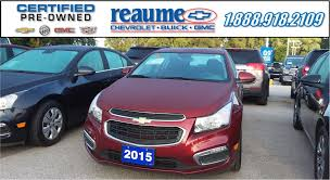 new used and pre owned chevrolet buick gmc cars trucks and