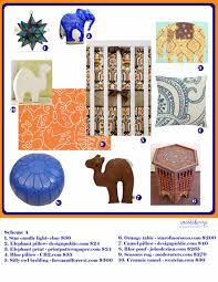 Modern Moroccan Modern Moroccan Nursery